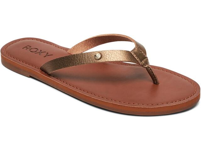 Roxy Janel Sandalias Mujer, marrón